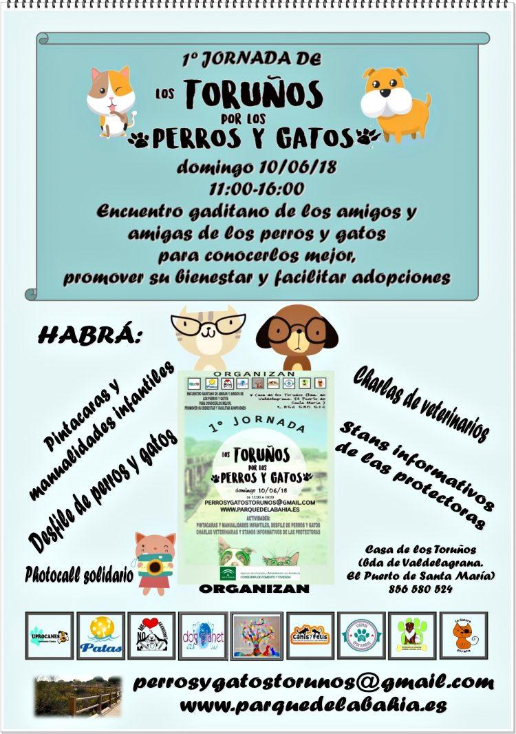 JORNADA DE ADOPCIONES Y MÁS EL PRÓXIMO 10 DE JUNIO