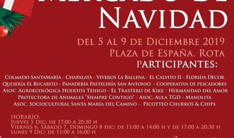 ¡¡¡SIEMPRE CONTIGO EN EL MERCADO NAVIDEÑO !! ¡VISÍTANOS!!